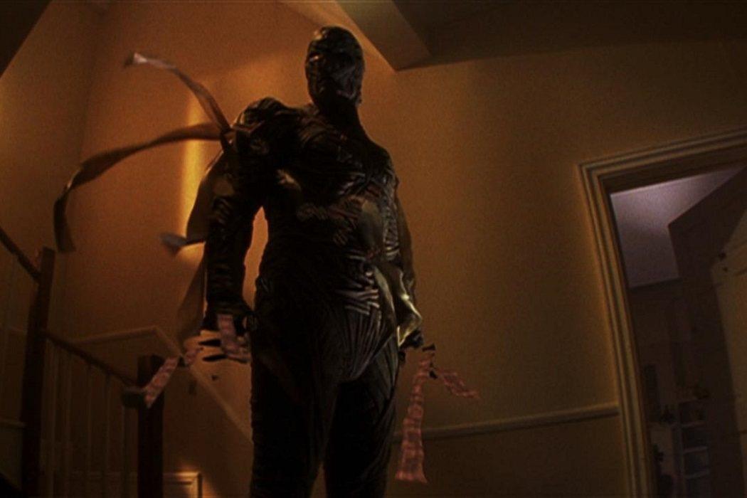 Enzo Junior en 'La sombra del faraón'