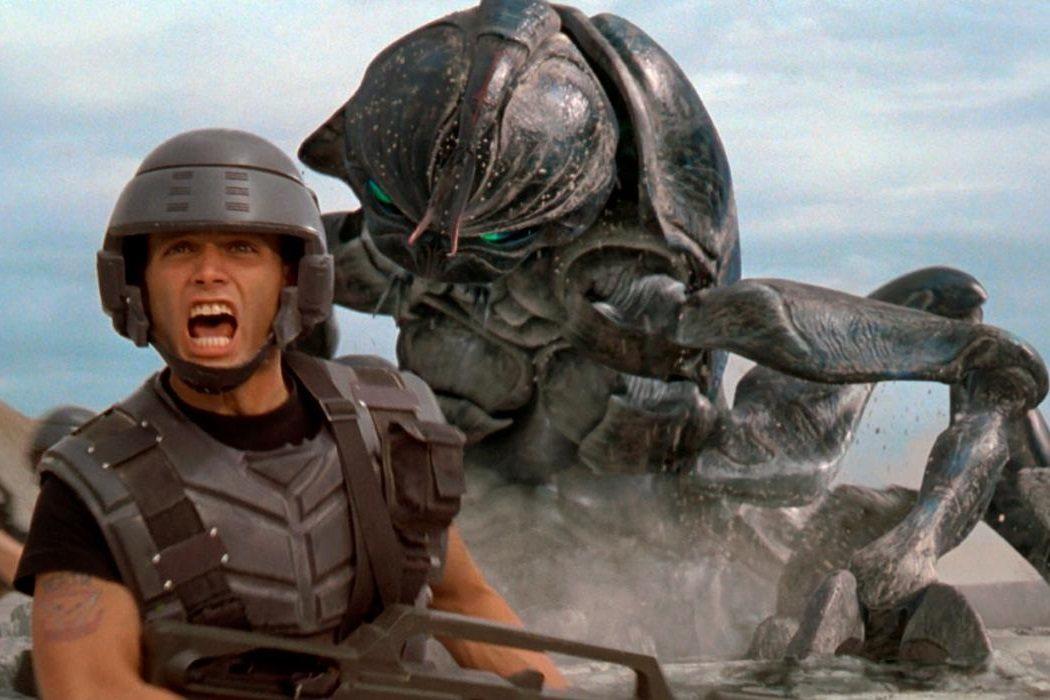 'Starship Troopers (Las brigadas del espacio)'