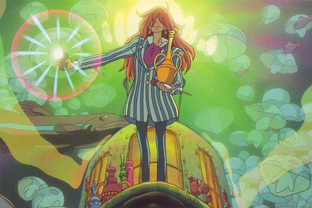 La música de Ponyo, desde el corazón marino