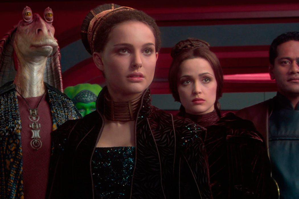 Un pequeño papel en 'Star Wars'