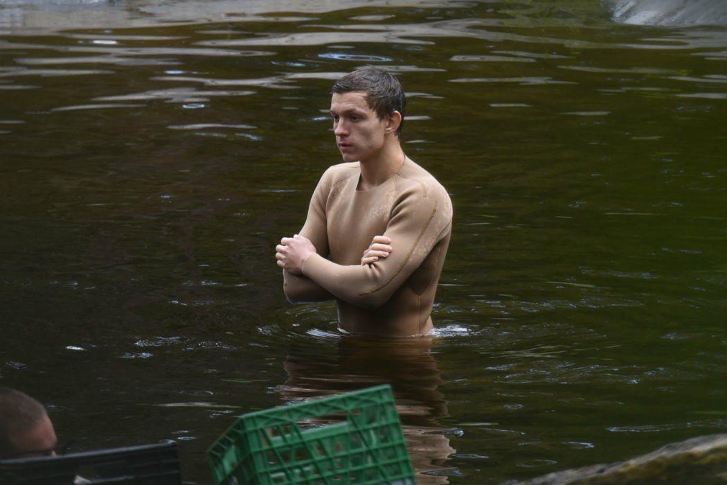 Tom en el río