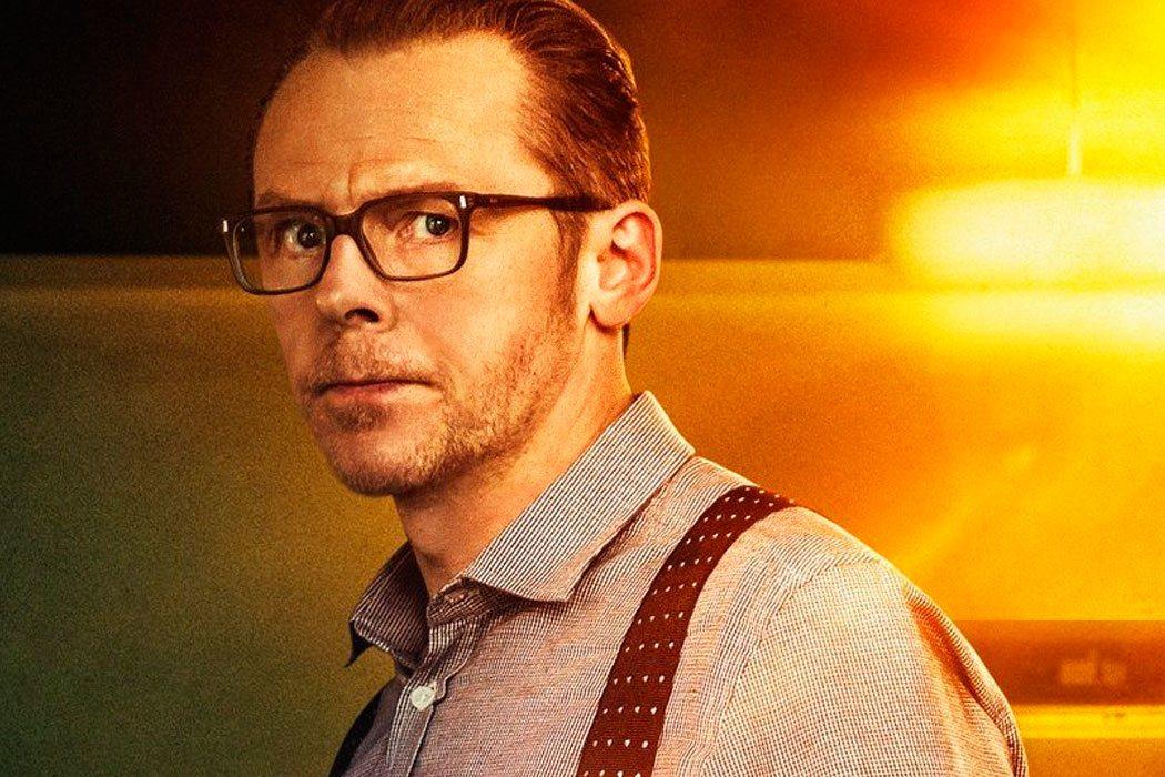 Benji Dunn (Simon Pegg)