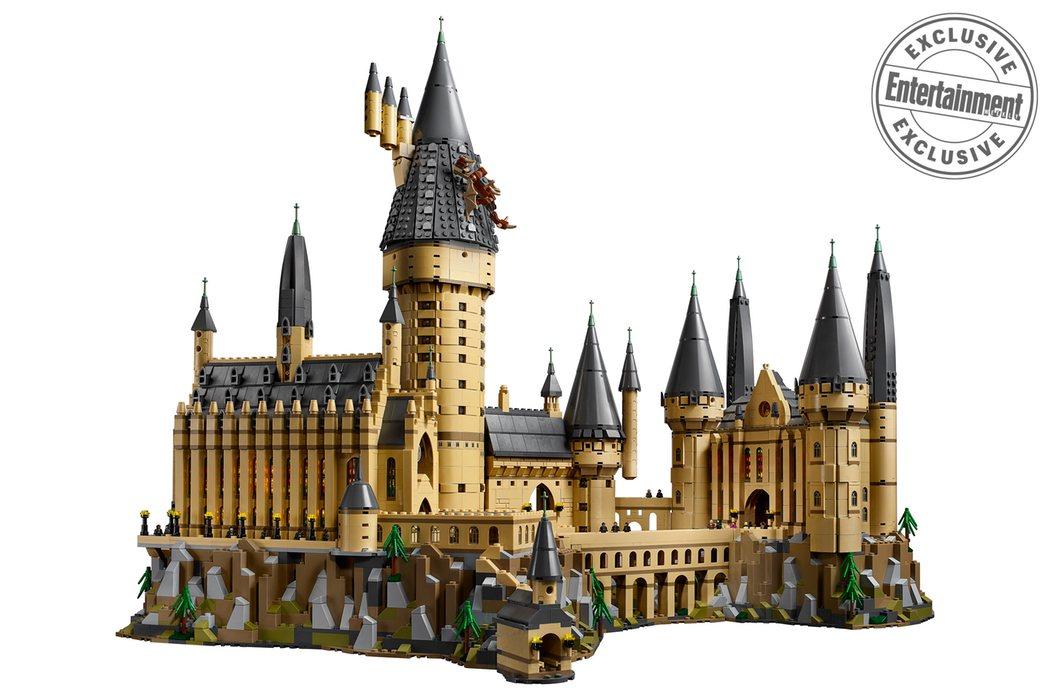 Hogwarts cerrado