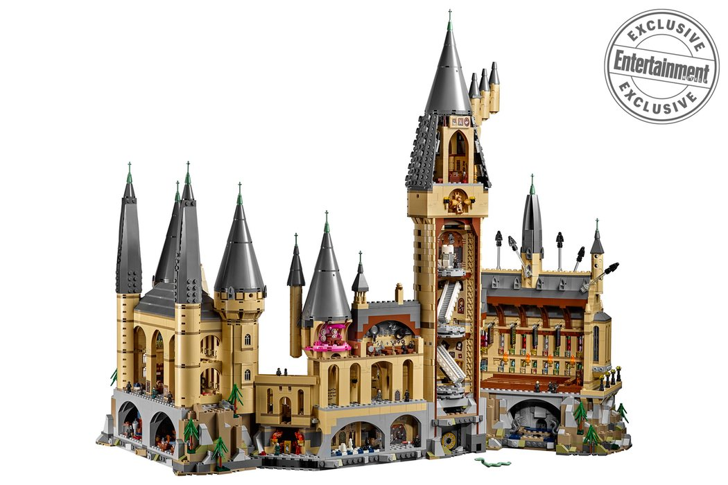 Hogwarts abierto