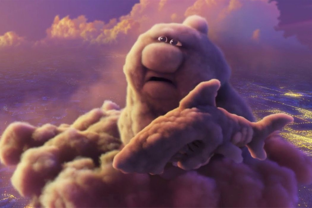 'Parcialmente nublado' (Peter Sohn)