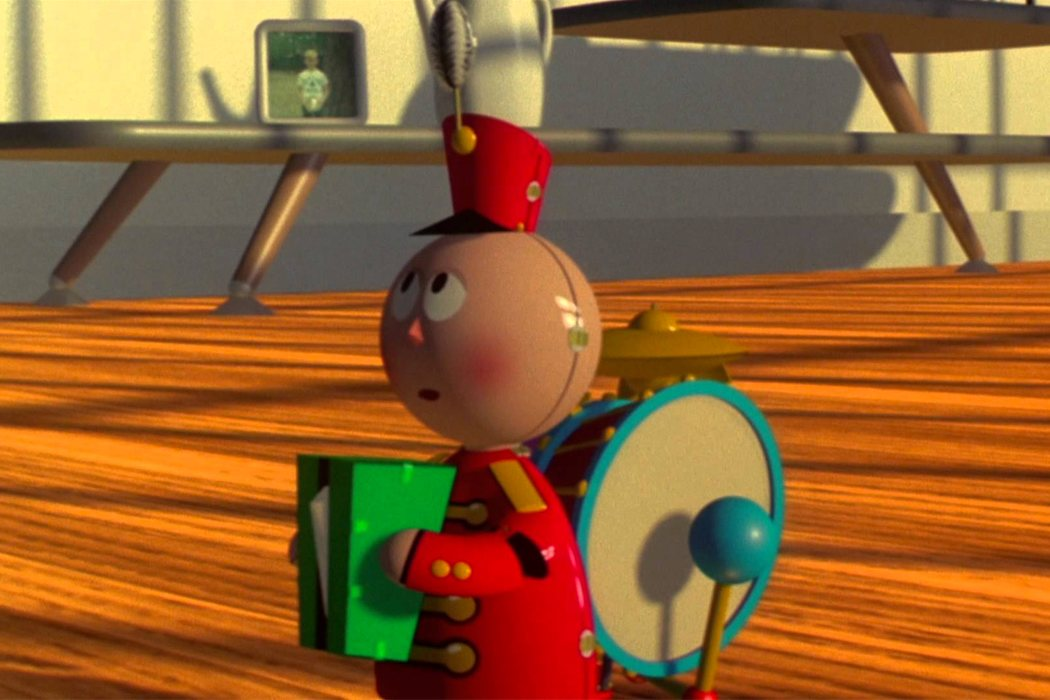 'Tin Toy' (John Lasseter)