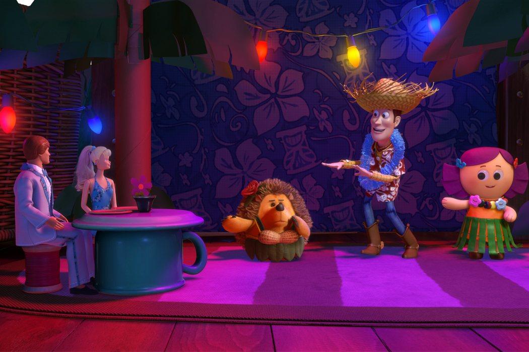 'Toy Story: Vacaciones en Hawaii' (Gary Rydstrom)