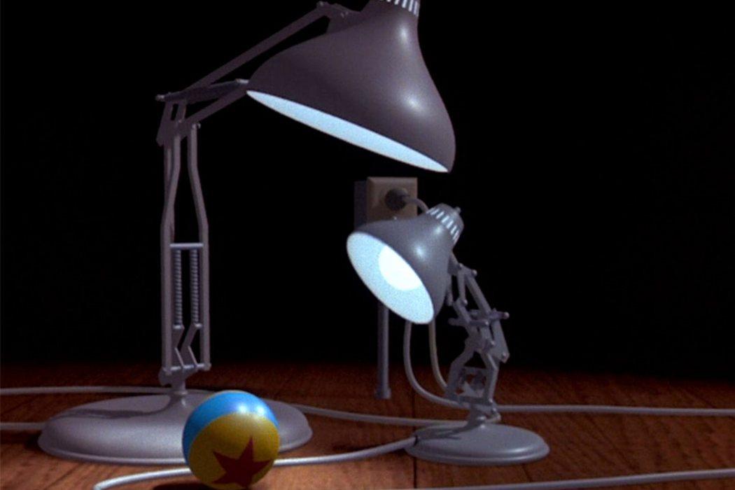 'Luxo Jr' (John Lasseter)