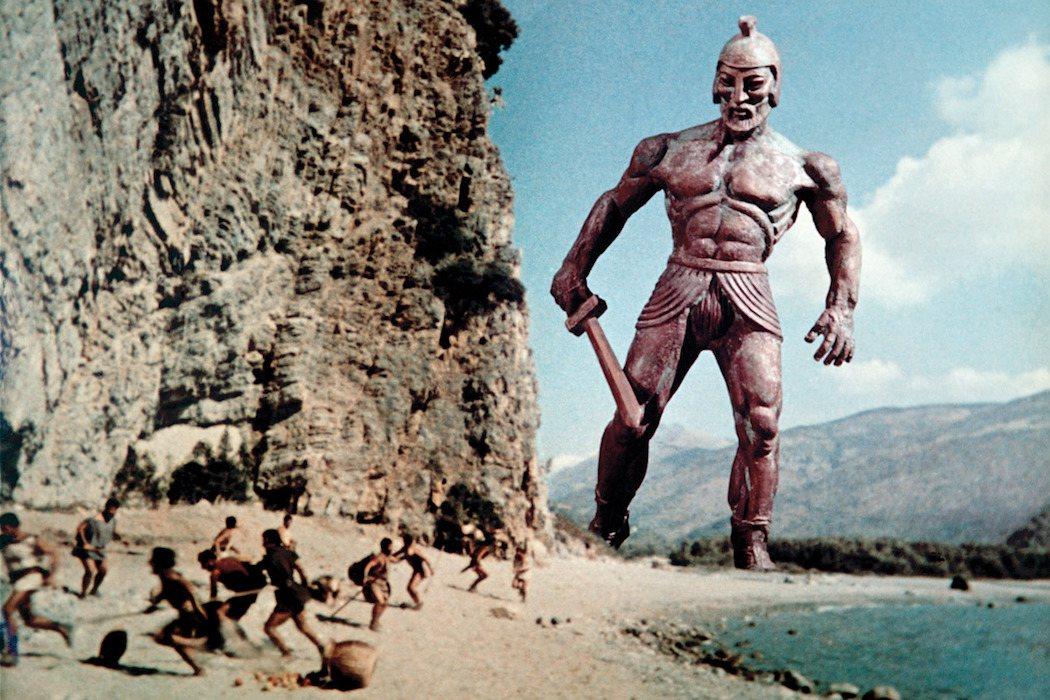 Jasón y los argonautas (1963)