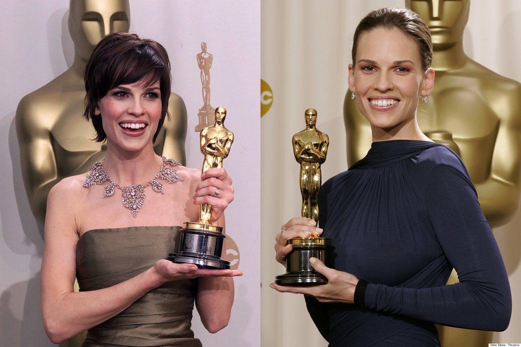 La doble maldición del Oscar