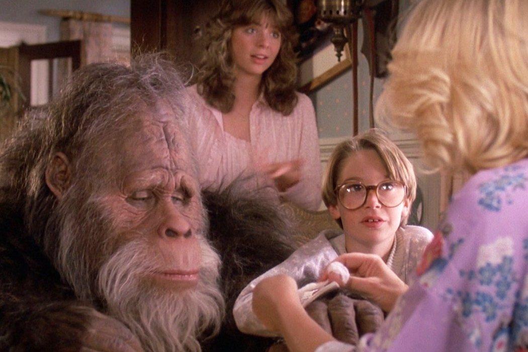 'Bigfoot y los Henderson'