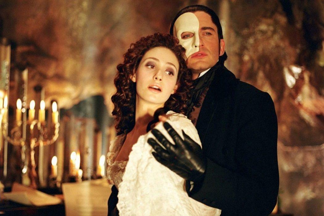'El fantasma de la ópera'