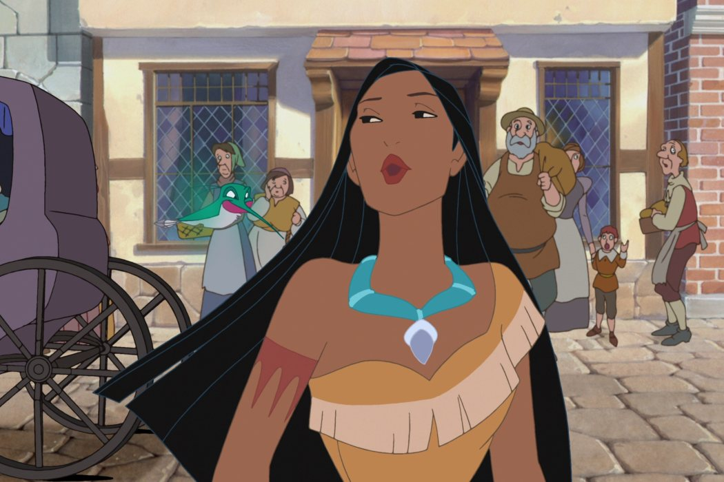 'Pocahontas 2: Viaje a un nuevo mundo' (1998)