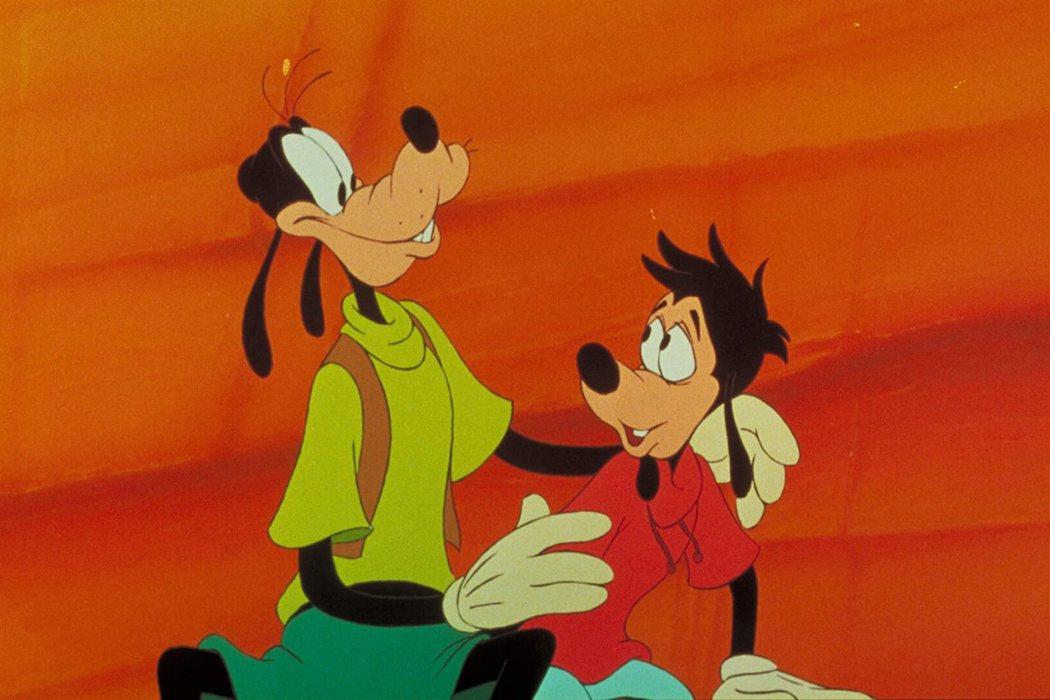 'Goofy e hijo' (1995)