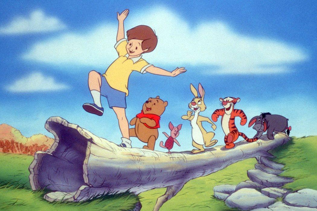 'La gran aventura de Winnie the Pooh' (1997)