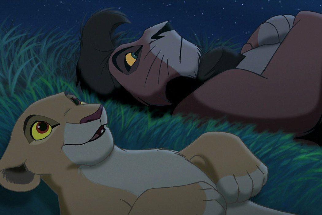 'El rey león 2: El tesoro de Simba' (1998)
