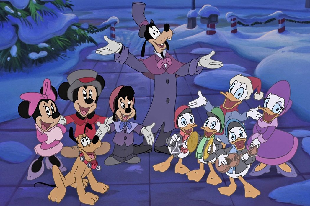 'Mickey descubre la Navidad' (1999)