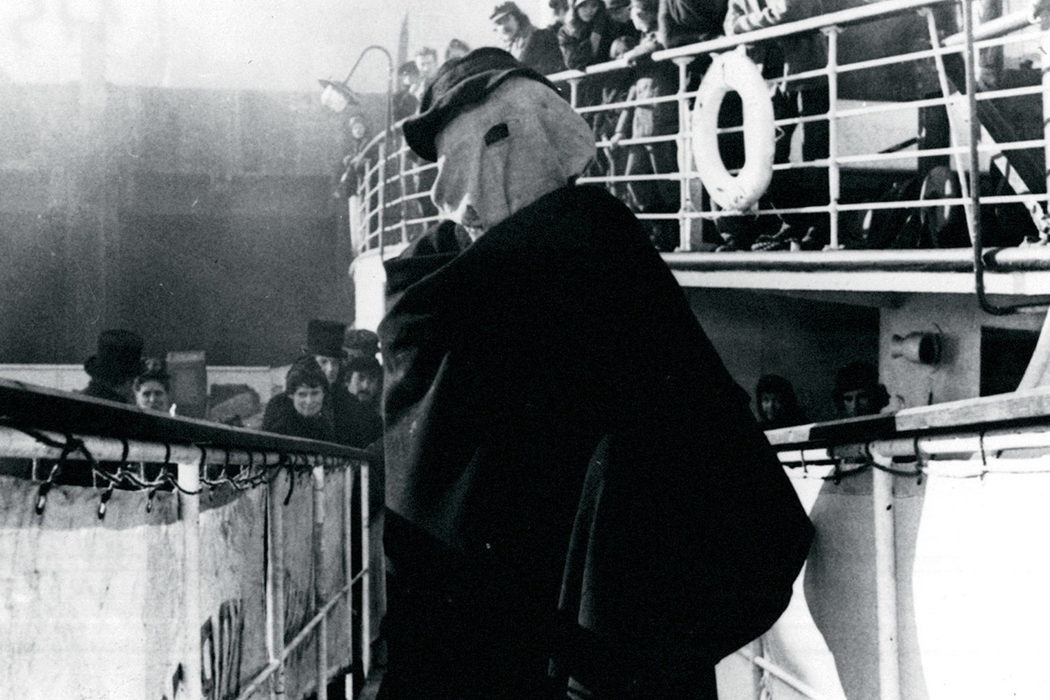 'El hombre elefante' (1980)