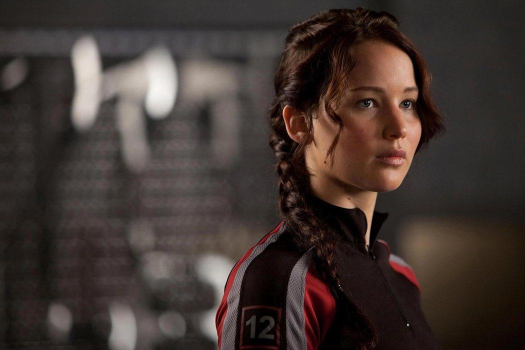 Katniss Everdeen en 'Los Juegos del Hambre'