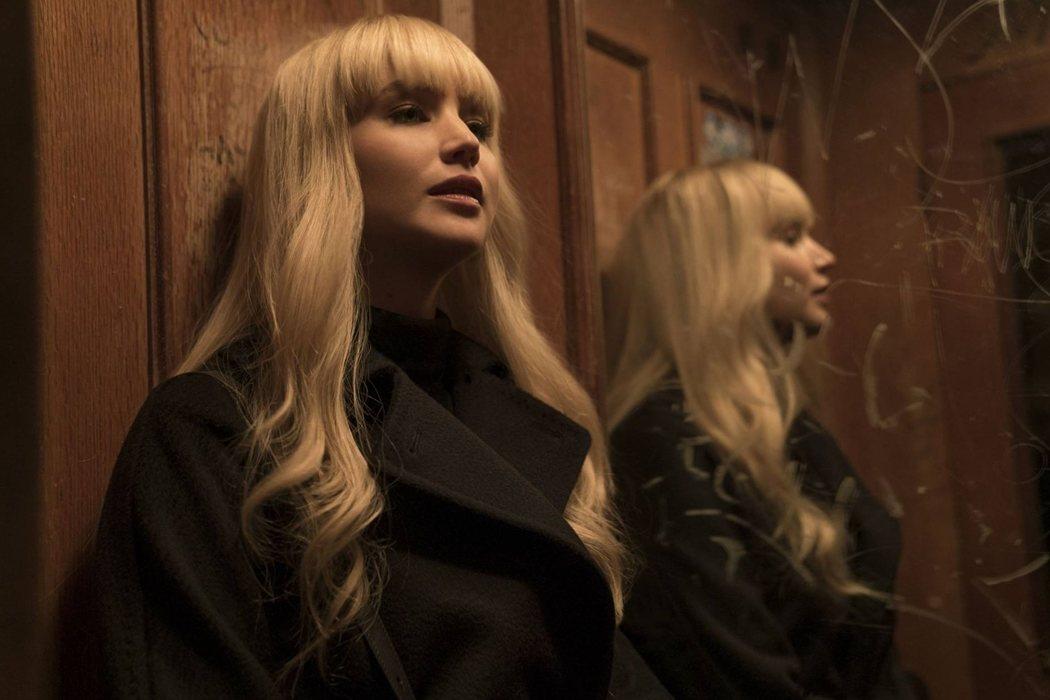 Dominika Egorova en 'Gorrión rojo'