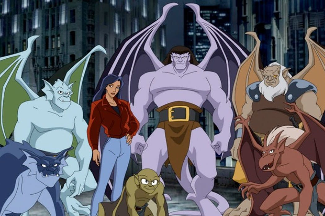 'Gargoyles. Héroes mitológicos' (1994 - 1997)