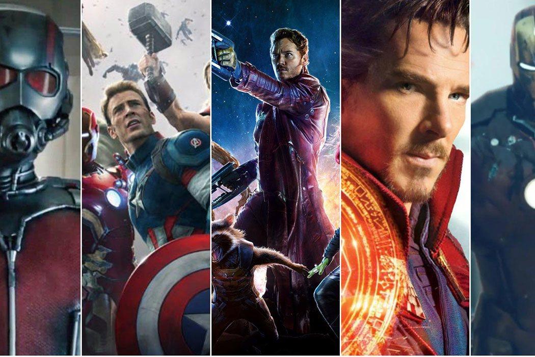El Universo Cinematográfico Marvel