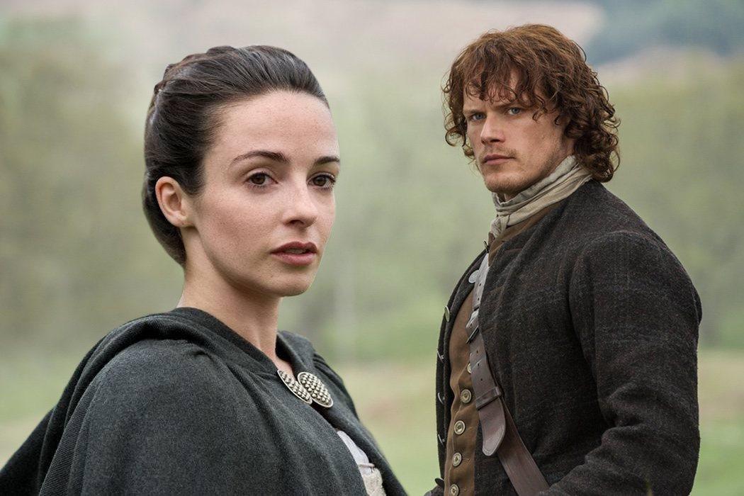 Ha trabajado más veces con actores de 'Outlander'
