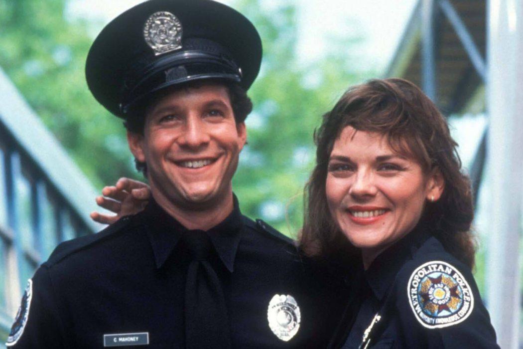 'Loca academia de policía' (1984)