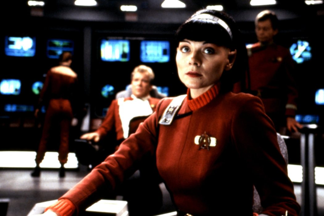 'Star Trek VI: Aquel país desconocido' (1991)