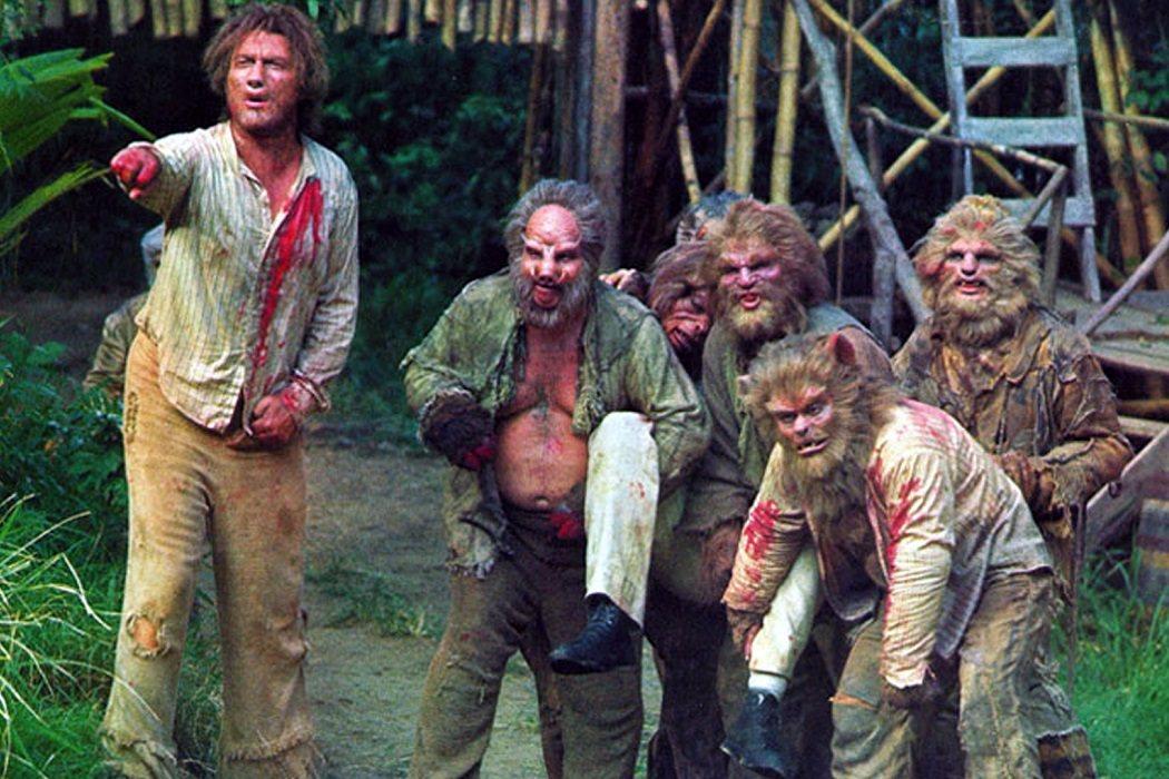 'La isla del doctor Moreau'