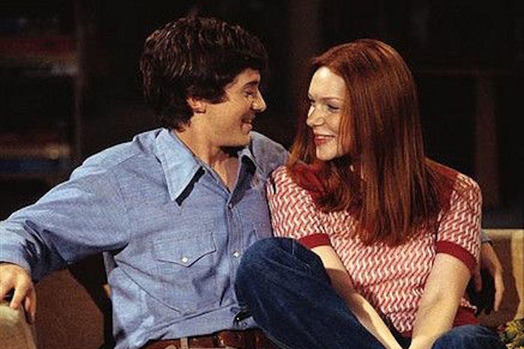 La relación de Eric y Donna