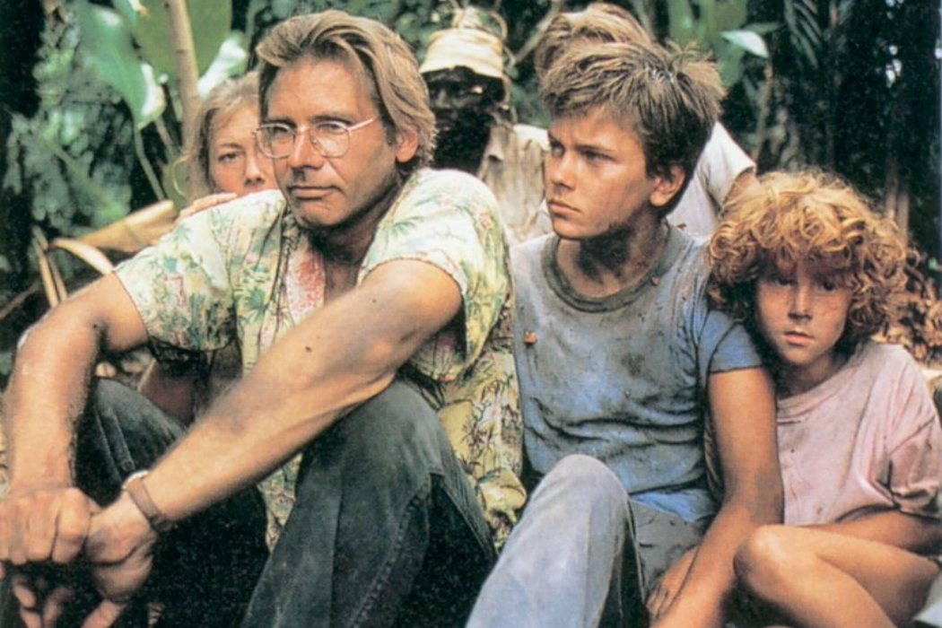 'La costa de los mosquitos' (1986)