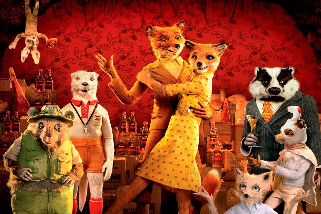 'Fantástico Sr. Fox'