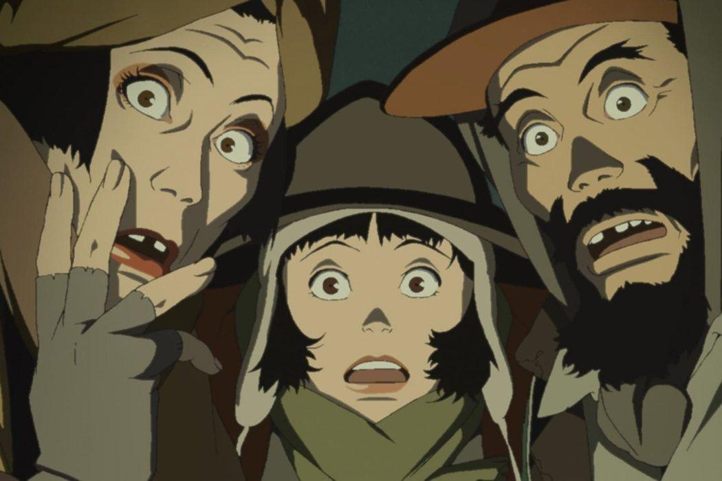 'Tokyo Godfathers' (2003)