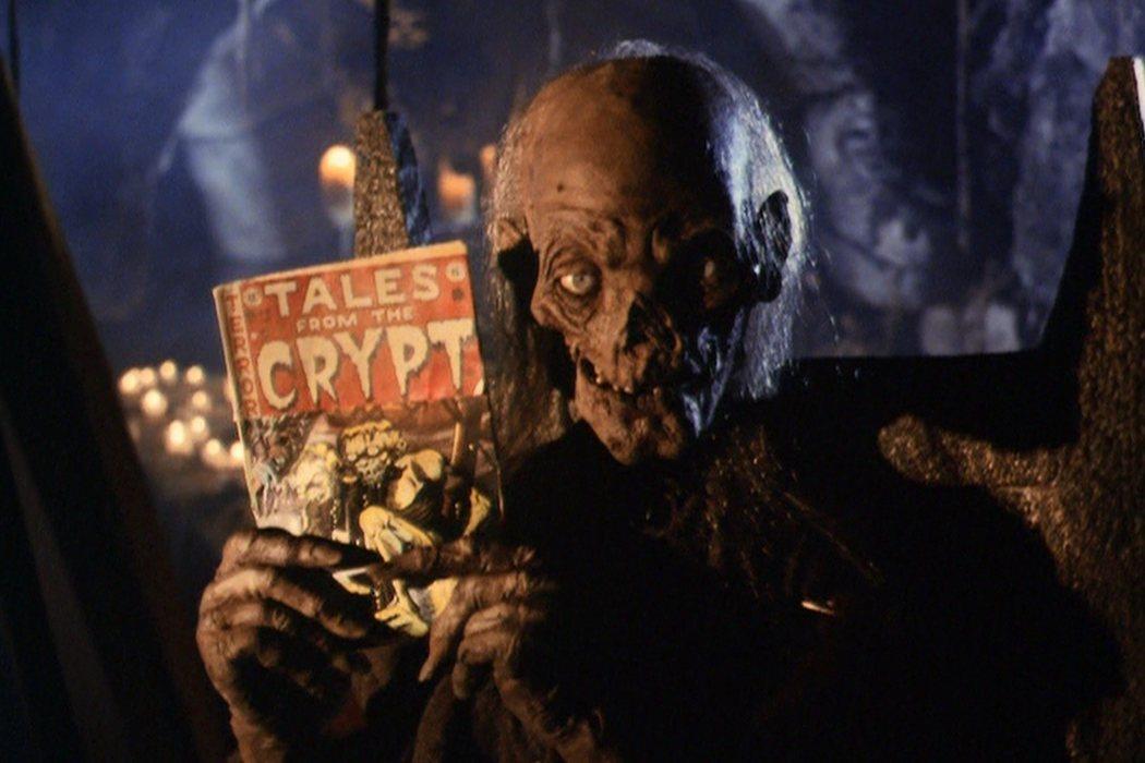 'Historias de la cripta'