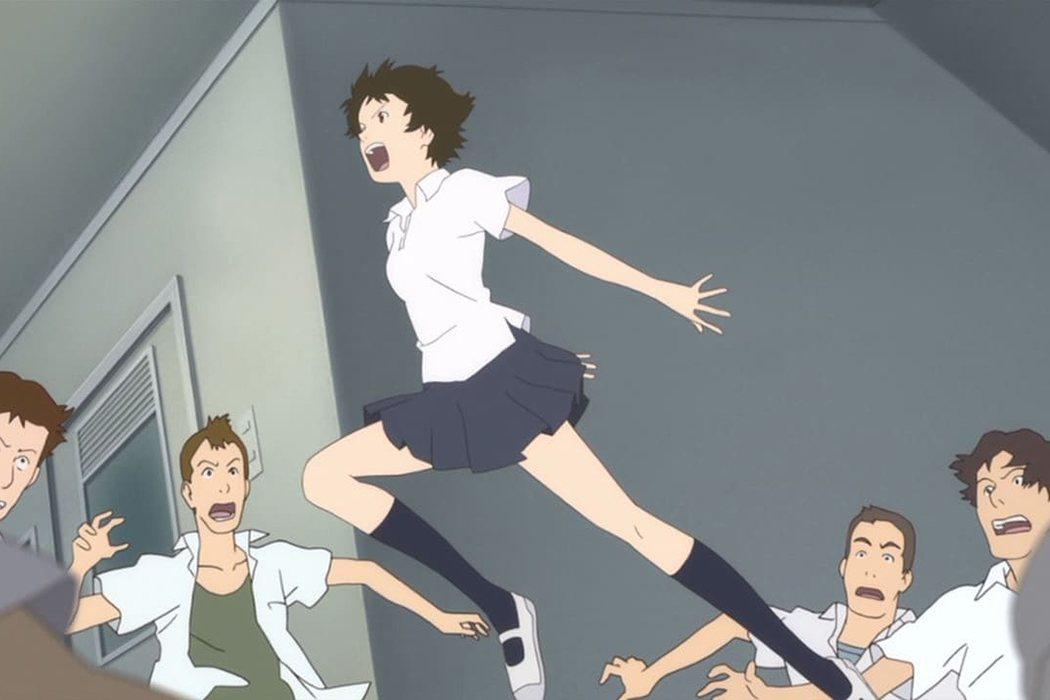 'La chica que saltaba a través del tiempo' (2006)