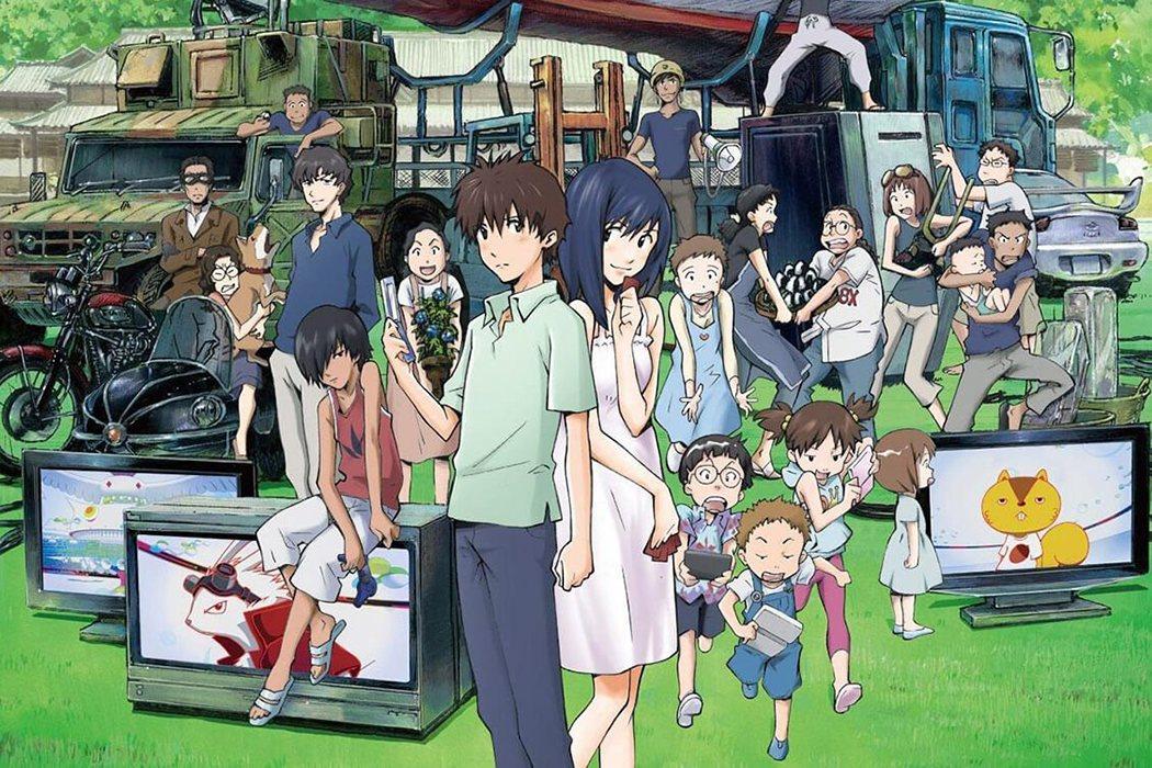 'Summer Wars' (2009)