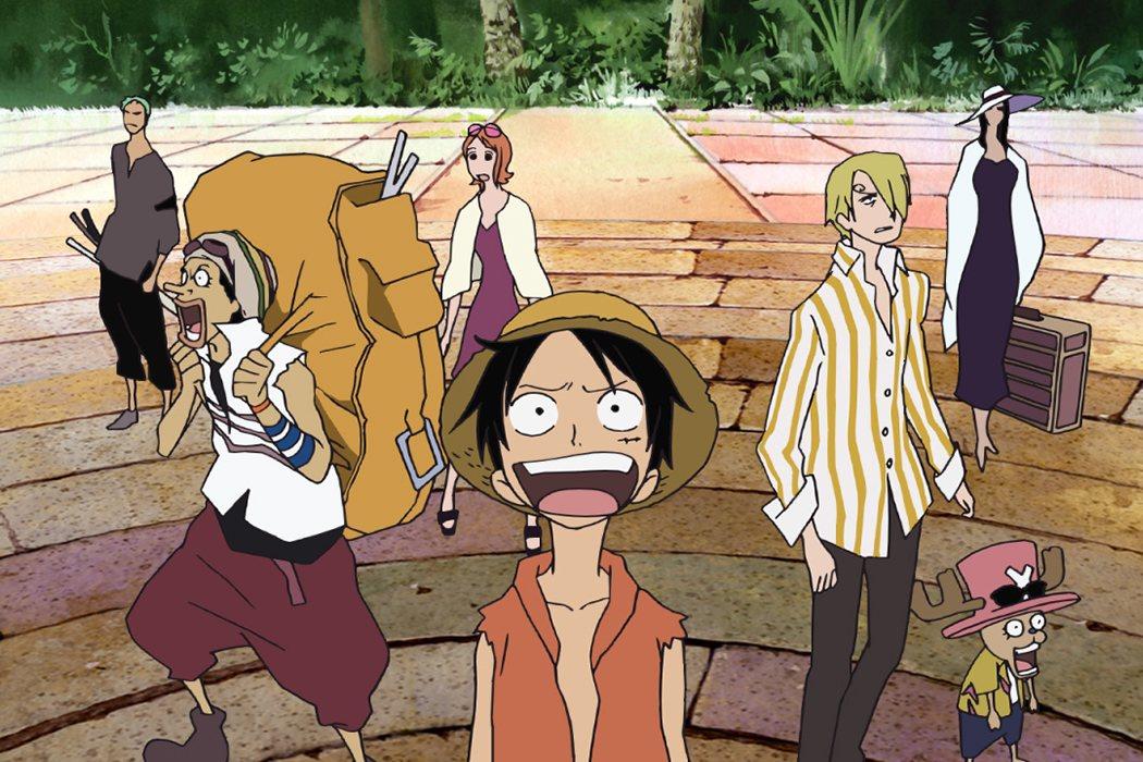 'One Piece: El barón Omatsuri y la Isla de los Secretos' (2005)