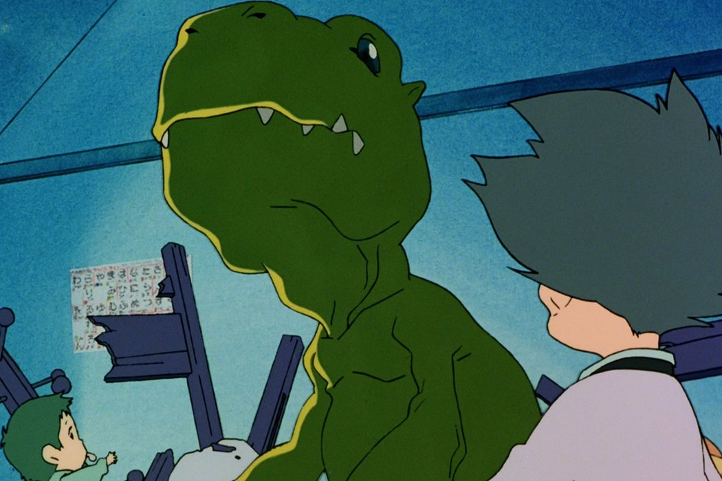 'Digimon: la película' (2000)