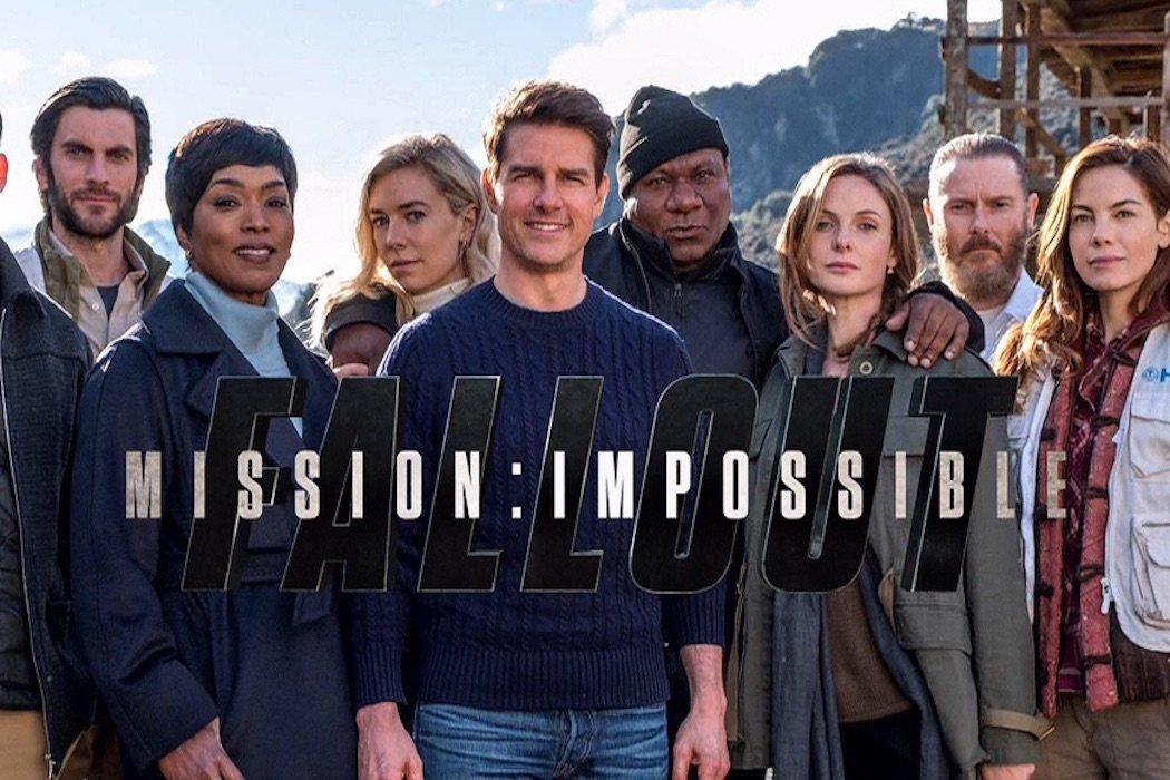 'Misión: Imposible - Fallout'