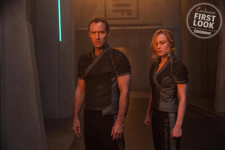 Walter Lawson (Jude Law), líder de Starforce junto a Carol Danvers
