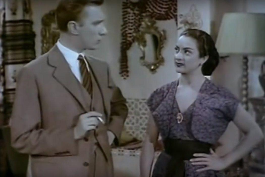 'Morena clara' (1954)