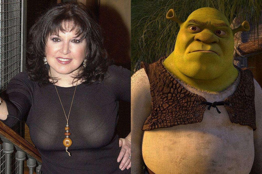 """El mítico """"Y punto en boca"""" de Paloma y Shrek"""