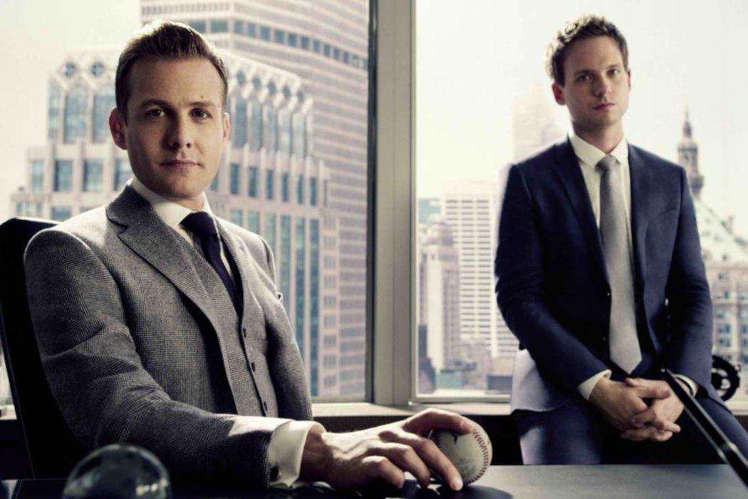 'Suits: La clave del exito'