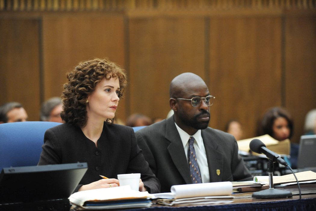 'American Crime Story: The People vs O.J. Simpson'