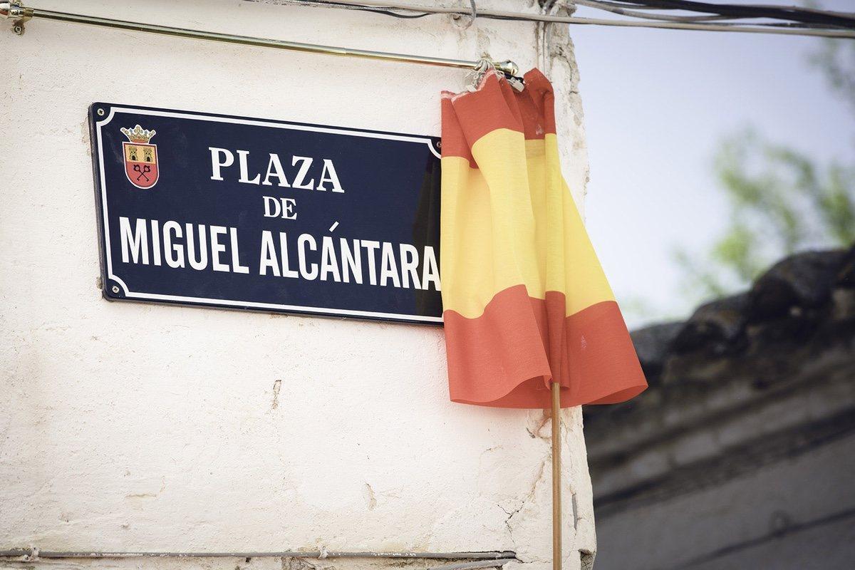 Plaza de Miguel Alcántara