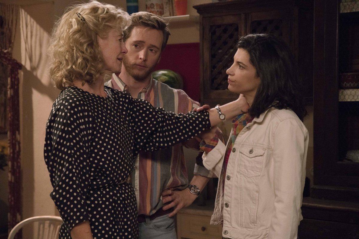 Merche, Ines y Toni