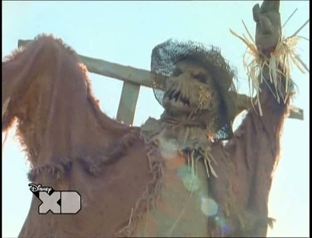 'Scarecrow Walks At Midnight'