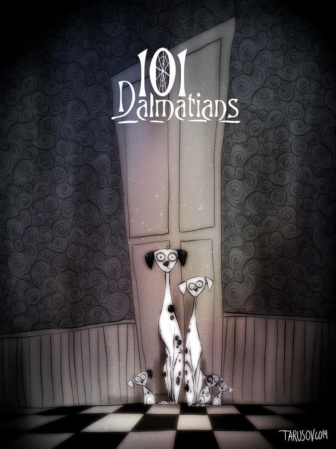 '101 Dálmatas'