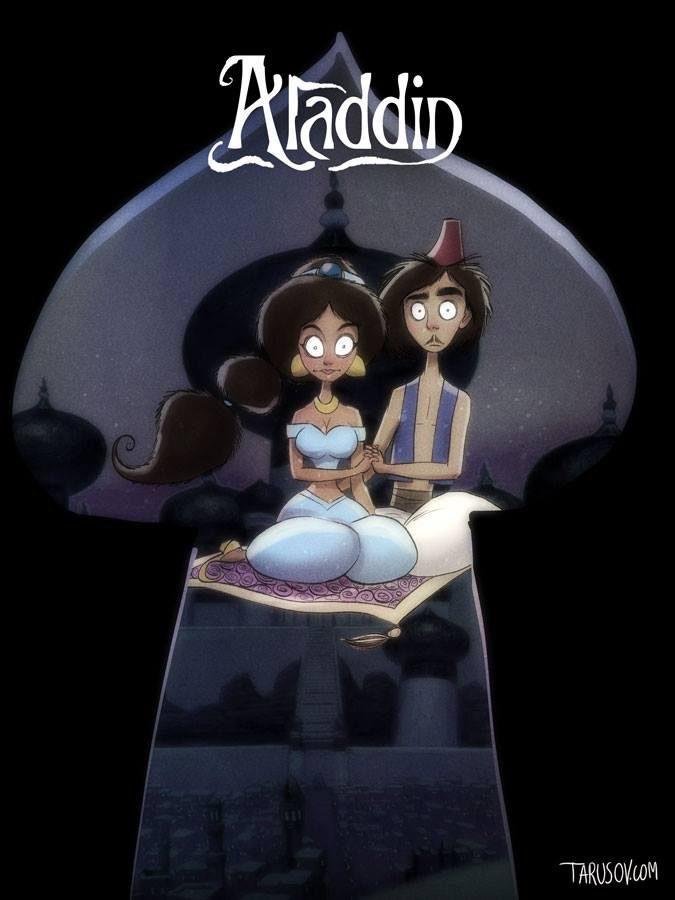 'Aladdin'